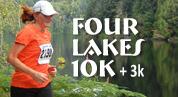 Four Lakes 10k & 3k