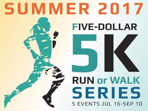 5-Dollar 5K Series Summer 2017