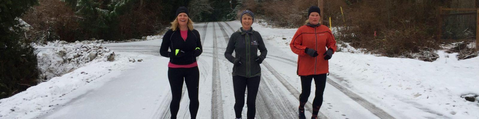 Snowy run 2016