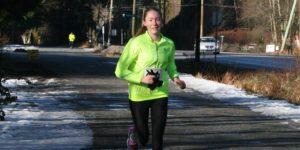 5-Dollar 5k Series spring 2019, race #2 first female Kallalei Ryden