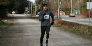 Keaton McIlwraith wins race #3